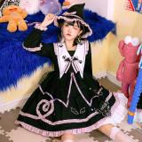Magic House Halloween Gothic Lolita OP