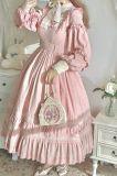 Alice Girl Miss Leah Lolita Long Sleeves OP -Pre-order