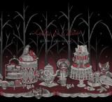 Lolita&Colitas ~Dracula's Sweetheart Party Lolita Salopette - In Stock