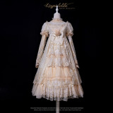 Ling Xi Lolita ~Camellia Luxury Lolita OP -Pre-order
