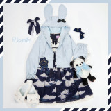 V-castle ~Bunny Castle Trench Coat Version I