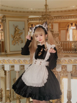 Tommy Bear ~To Alice~ Mary Jane Lolita OP
