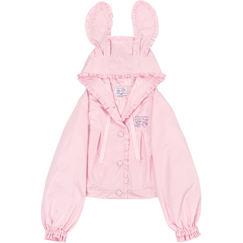 V-castle ~Bunny Castle Trench Coat Version II