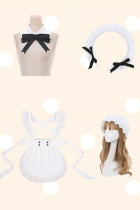 Tommy Bear ~To Alice~ Mary Jane Lolita Accessories -Pre-order