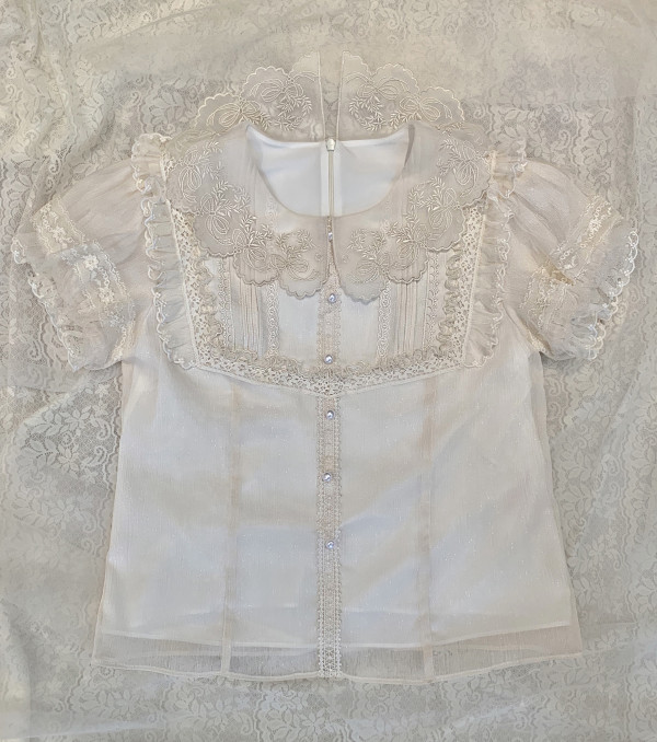 Stars and Clouds in the Universe Lolita Blouse