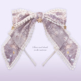 Stars and Clouds in the Universe Lolita Accessories