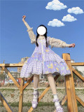 Pickup Rabbit's Dream Sweet Lolita JSK -Pre-order