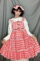Bubblegum Sweet Lolita JSK