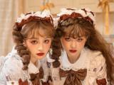 CC Cat Chocolate Confectioner Sweet Lolita Accessories -Pre-order
