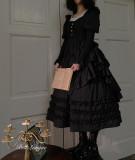 Belle Langue ~ Walpurgis Night Vintage Lolita OP/JSK -Pre-order