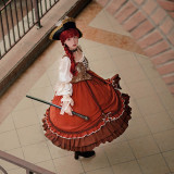 Withpuji ~ Juliet Fake Three Pieces Lolita OP