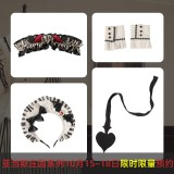 Cellophane Night Adams Manor Lolita Accessories -Pre-order