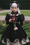 Cellophane Night Adams Manor Lolita JSK -Pre-order