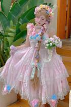 Diamond Honey ~On the Princess Elegant Lolita JSK -Pre-order