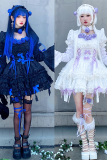 Diamond Honey ~Heavy Gothic Lolita OP -Pre-order