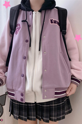 Kyouko & Sanrio Collaboration JK Baseball Uniform
