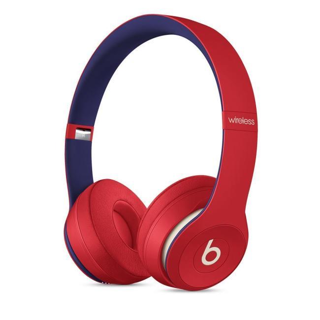 Beats Solo3 Wireless Headphones-Beats Club Collection