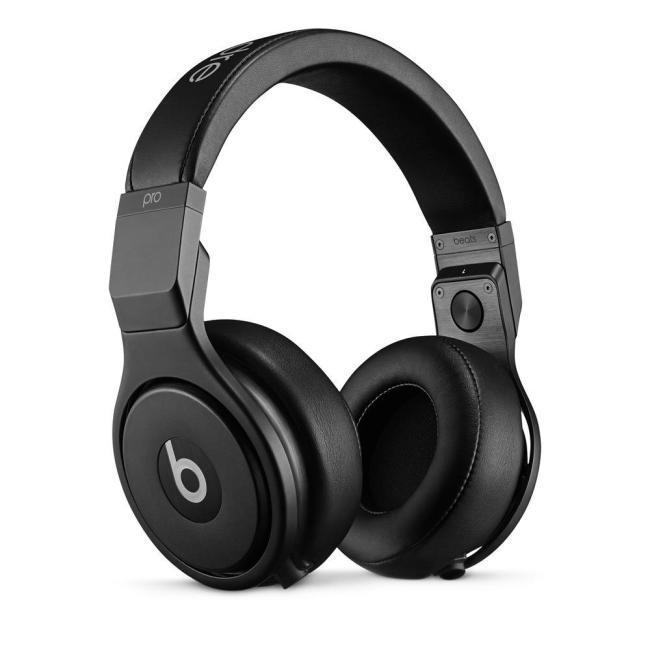 Beats Pro Over-Ear Headphones-Black