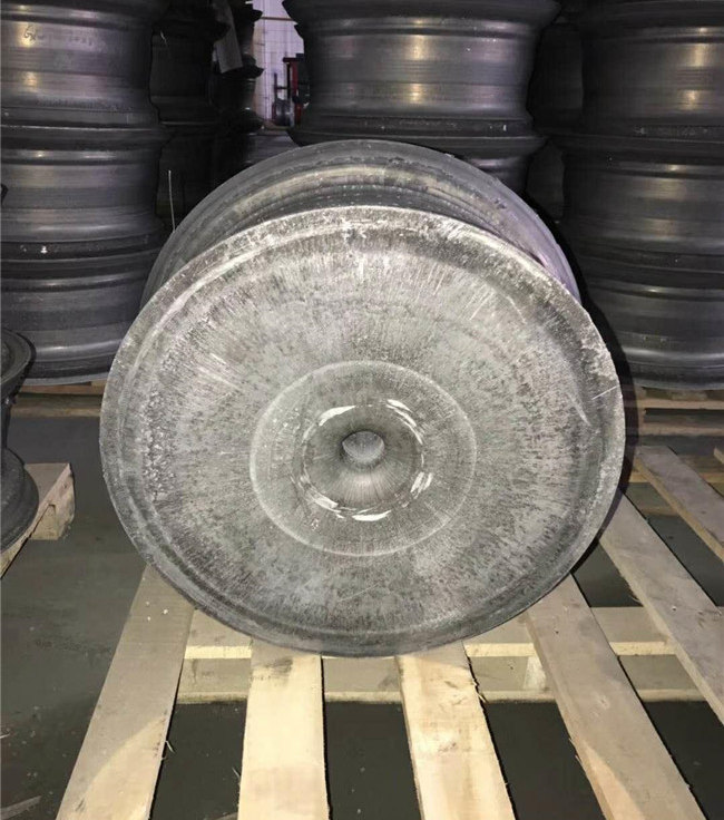 17 inch forged wheels blanks flat face