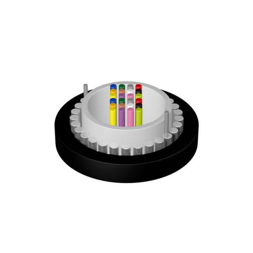 GYKFXTY Non-metallic Anti-bird Optical Cable