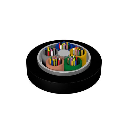 GYKTS Anti-rodent & Anti-bird Optical Cable