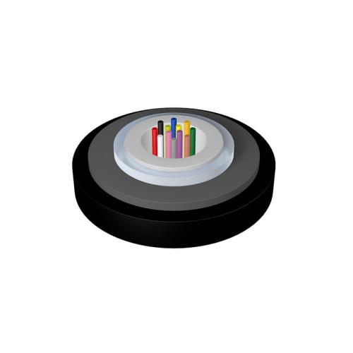 GYGXZY04 Uni-tube Non-metallic Anti-rodent & Anti-termite Optical Cable