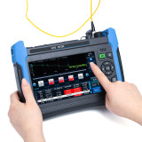 OTDR Optical Time Domain Reflectometer ALK70 for FTTH
