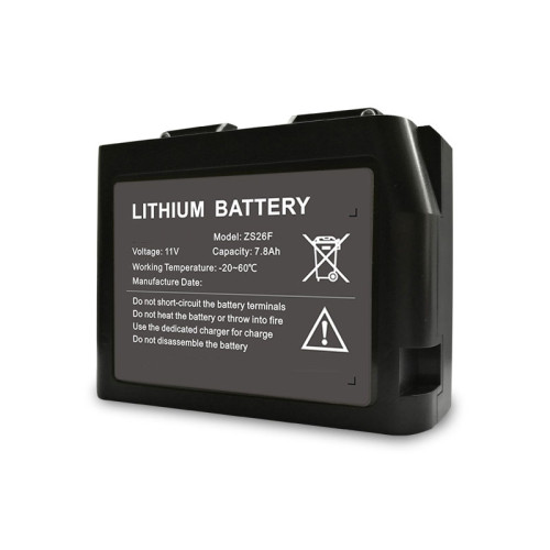 Lithium Battery 7800mAh for Optical Fiber Fusion Splicer ZS26F AL7C AL8C AL9