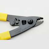 FTTH Cable Miller Pliers Fiber Optical Cable Stripper Three Hole