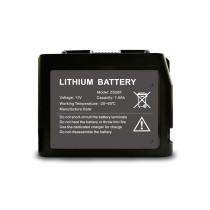 Lithium Battery 7800mAh for Optical Fiber Fusion Splicer ZS26F AL7C AL8C AL9