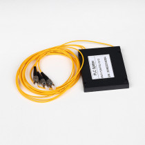 FC-UPC 1-2 Cassette Type Fiber Optic Splitter