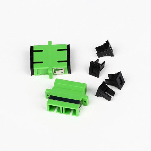 SC-APC DX Fiber Optic Adapter