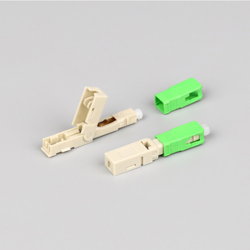 SC-APC H05 Fiber Optic Connector