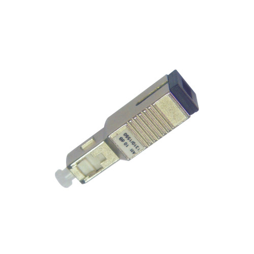 SC Male Female Type Fiber Optic Attenuator