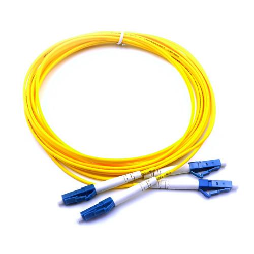 LC-LC SM DX Duplex Patch Cord