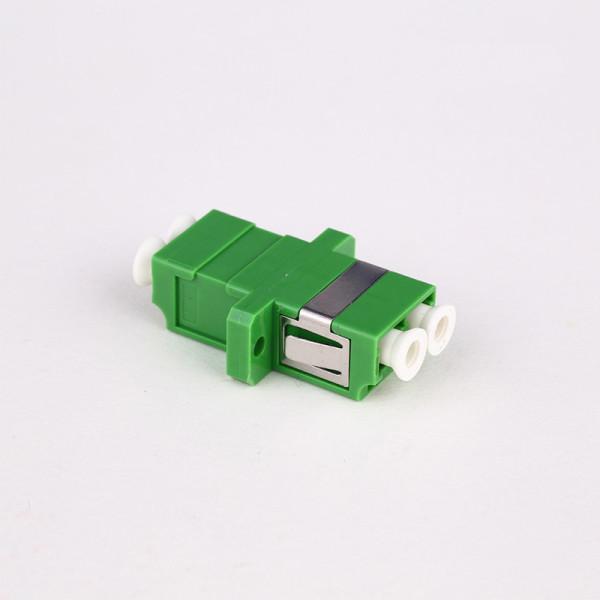 LC-APC DX-SC Fiber Optic Adapter