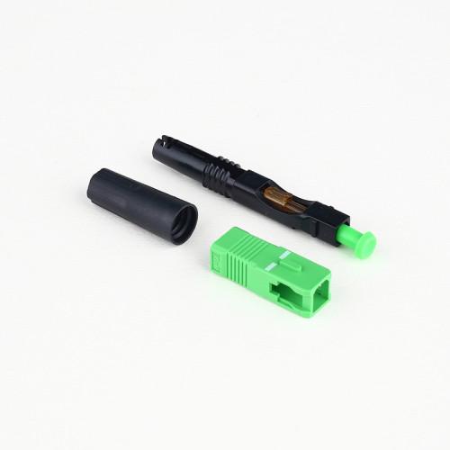 SC-APC H02 Fiber Optic Connector