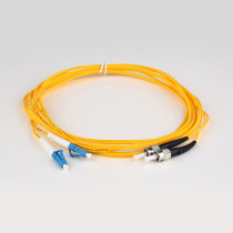 ST-LC SM DX Duplex Patch Cord