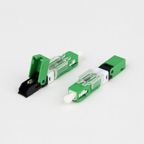 SC-APC H06 Fiber Optic Connector