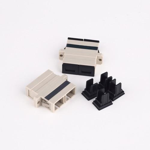 SC-PC MM DX Fiber Optic Adapter