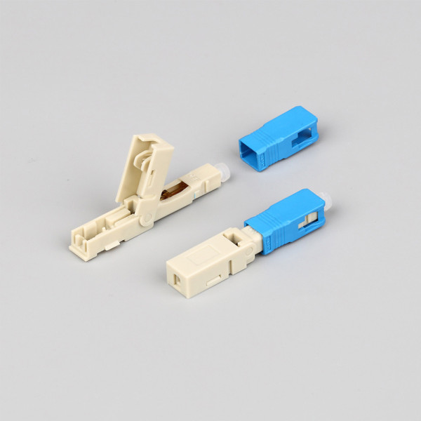 SC-UPC H05 Fiber Optic Connector