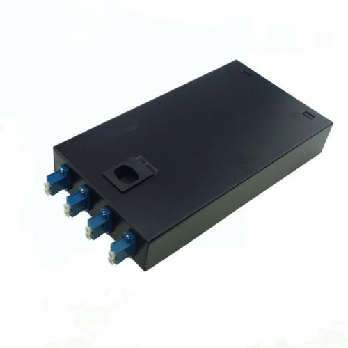 LC-4 Core Fiber Optic Terminal Box