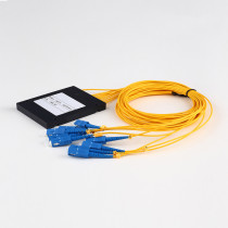 SC-UPC 1-8 Cassette Type Fiber Optic Splitter