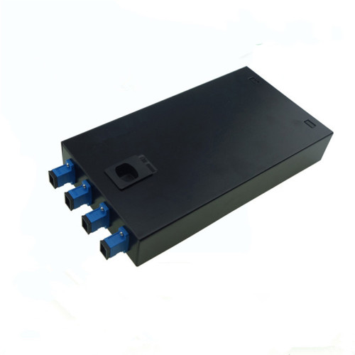 SC-4 Core Fiber Optic Terminal Box