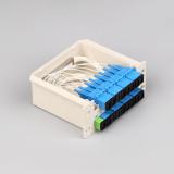 SC-UPC 1-16 Insert Type Fiber Optic Splitter