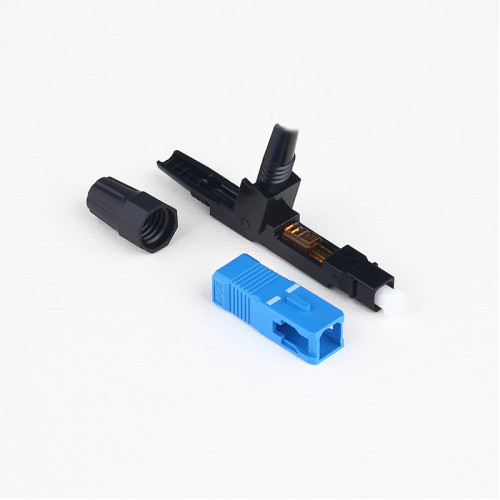 SC-UPC H01 Fiber Optic Connector