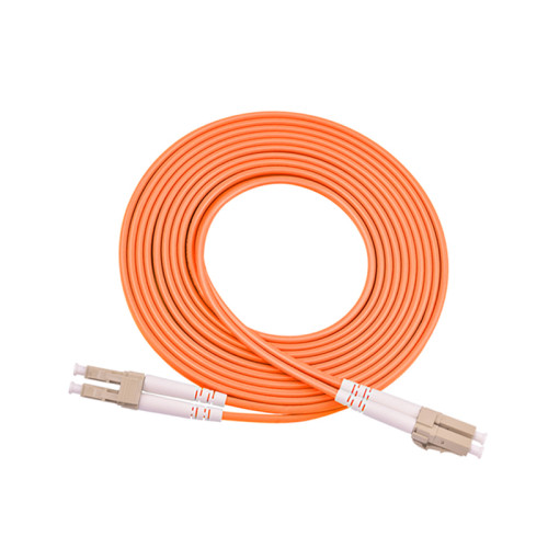 1Gb OM2 LC-LC Multimode Duplex 2.0 3.0mm Fiber Optic Patch Cord