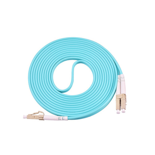 10G OM3 LC/UPC-LC/UPC Multimode Duplex 2.0mm 3.0mm Fiber Optic Patch Cord