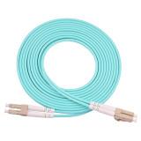 10G OM3 LC/UPC-LC/UPC Multimode Duplex 2.0mm 3.0mm Fiber Optic Patch Cord