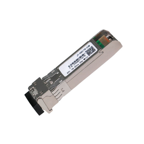 10G SFP+ Duplex LC SFP Module Multi-Mode 850nm 300m SFP-10G-SR Compatible with Cisco/Mikrotik/Huawei Switch